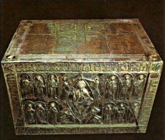 """El arca hecha """"de madera incorruptible"""""""