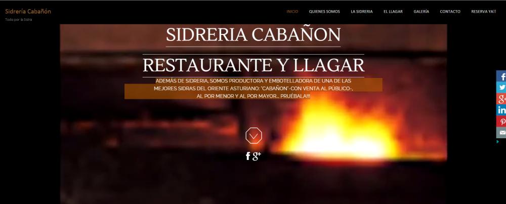 Llagar Sidreria Cabañon