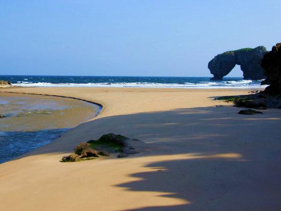 Playa de La Huelga