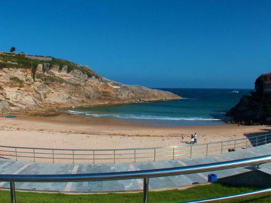 Playa de Sablón