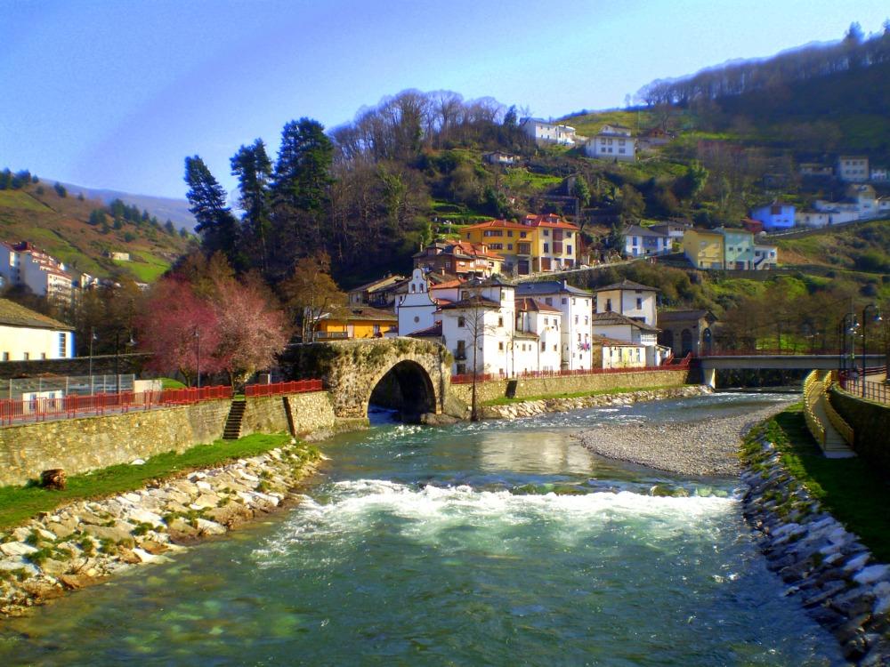 puente medieval canagas del narcea